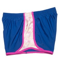 Delta Gamma Shorts in Royal Blue by Krass & Co. - FINAL SALE