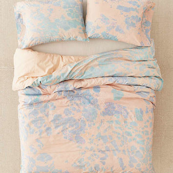 Concrete Cat X UO Marble Duvet Cover | Urban Outfitters