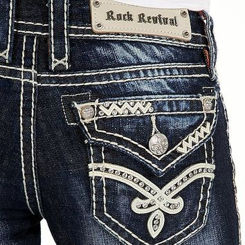 Rock Revival Elaina Boot Stretch Jean - Women's Jeans | Buckle