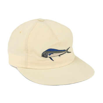 Only NY: Mahi Polo Hat - Khaki