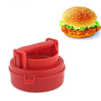 Hamburger Presses Maker Press Cutlets Stuffed Hamburger Mold Grill Kitchen Tools Manual Hamburger Forms Press Burger Gadgets