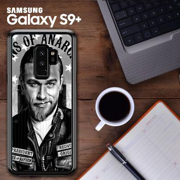 Jax Teller Y1743 Samsung Galaxy S9 Plus Case