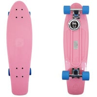 "27"" Shark Retro Longboard Skateboard"