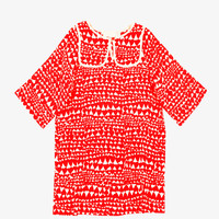 Stella McCartney Ingrid Heart Dress - 348900 - only sz 8 left - FINAL SALE