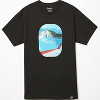 Arrival T-Shirt - Mens Tee - Black