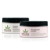 Herbal Body Butters Original Herbal Body Butter - HEMPZ couture - It's all about you. It's all about your style.