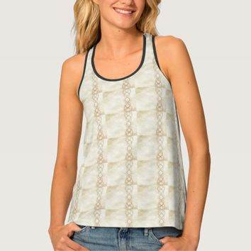 Gold Lights Tank Top