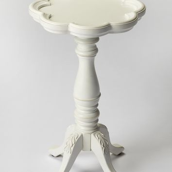 Whitman Cottage White Scatter Table