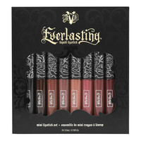 Everlasting Liquid Lipstick - Set Labbra di KAT VON D su Sephora.it