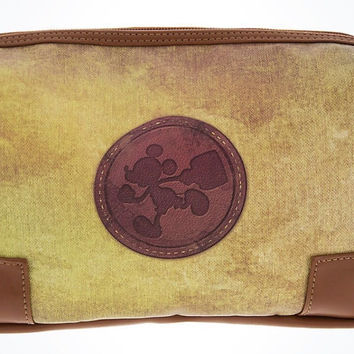 disney parks TAG collection mickey vintage toiletry bag new with tags