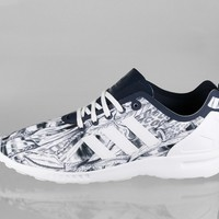 ADIDAS ZX FLUX SMOOTH W (LEGEND INK / LEGEND INK / CORE WHITE)