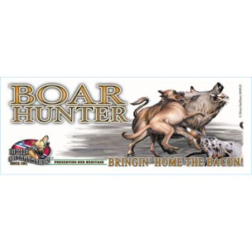 Boar Hunter. Bring Home The Bacon Coffee Mug by Dixie Outfitters®