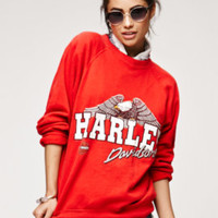 Saltwater Gypsy Vintage Harley Eagle Sweatshirt at PacSun.com