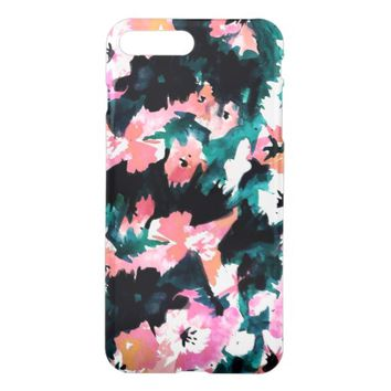 Wonderful Colorful Flower Floral Pattern iPhone 7 Plus Case