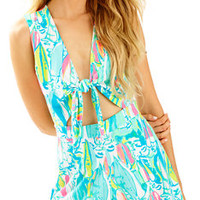 Greer Romper | 25924 | Lilly Pulitzer