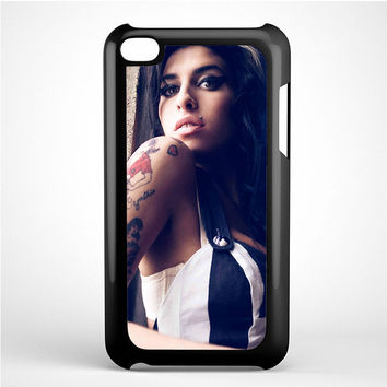 Ami Winehouse Tattoo iPod Touch 4 Case