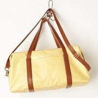 Field Weekender by Kestrel Yellow Motif One Size Bags