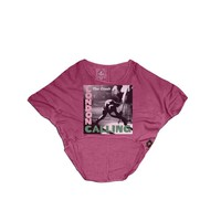 THE CLASH - LONDON CALLING KIDS GIRLS DOLMAN CAPE TEE