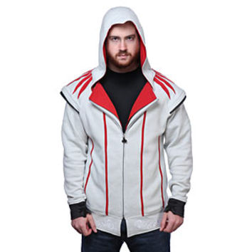 Assassin's Creed Ezio Costume Hoodie