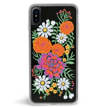 Enchant Embroidered iPhone X Case