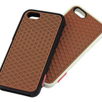 Vans Sole Shoe Trainer Waffle Gum Case Cover Novelty Hipster iPhone 4 5 6 7 8 X | eBay