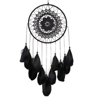 Pica Feather Indian Dream Catcher