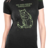 The Catus Minorus Constellation Women's T-Shirt