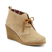 Sperry Top-Sider Women's Harlow Wedge Bootie