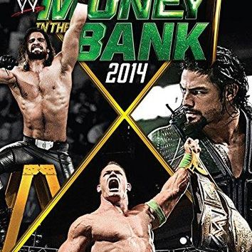 Kane & John Cena & Wwe-WWE: Money in the Bank 2014