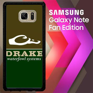 Drake Waterfowl Systems Camo X3442 Samsung Galaxy Note FE Fan Edition Case