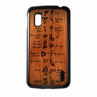 mortal Instruments 2 Nexus 4 Case