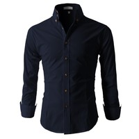 Mens Stylish Dress Shirts of Various Styles KMTSTL037
