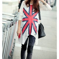 England flag tunic
