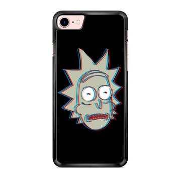 Rick And Morty - 3d Rick iPhone 7 Case