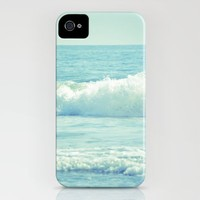 The Waves iPhone Case by Beth Thompson | Society6
