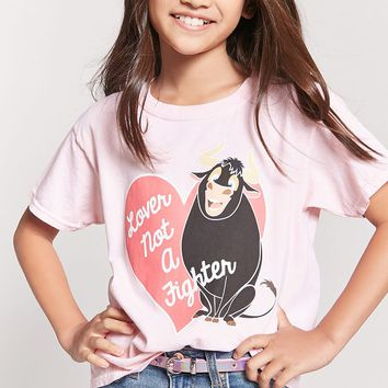 Girls Ferdinand Graphic Tee (Kids)