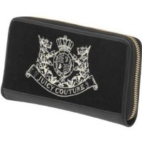 Juicy Couture Replenishment Clutch,Black,One Size