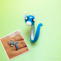 Dratini wrap around pokemon ring