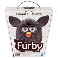 FURBY 2012 Black A Mind of its Own NEW