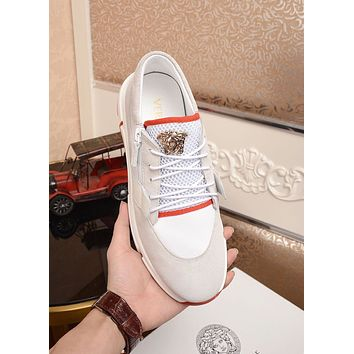 Versace Fashion Casual Running Sneakers Sport Shoes