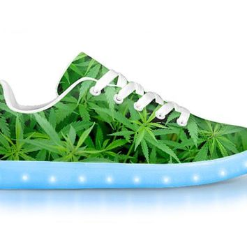 Homegrown - APP Controlled Low Top LED Shoes