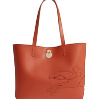 Longchamp Medium Shop-It Leather Tote | Nordstrom