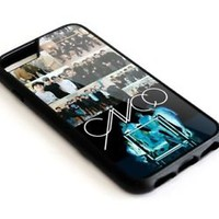 CNCO Collage Boy Band iPhone Samsung 6s 7 8 X S7 S8 Plus Edge Note Case