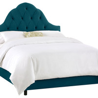 Arched Bed,