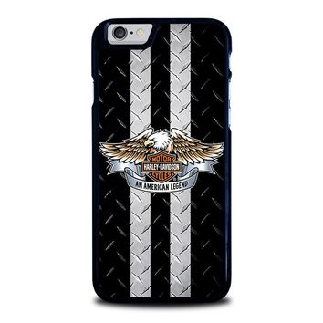 HARLEY DAVIDSON MOTORCYCLE iPhone 6 / 6S Case Cover