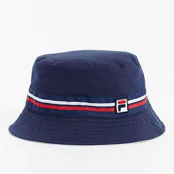 FILA Logo Bucket Hat