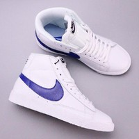 NIKE BLAZER Fashionable casual shoes-1