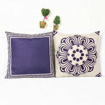 Home Decor Pillow Cover 45 x 45 cm = 4798372740