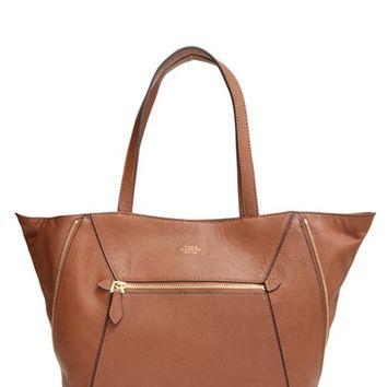 Vince Camuto 'Maggi' Pebbled Leather Tote