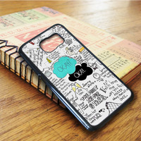 The Fault In Our Stars Okey Samsung Galaxy S6 Edge Case